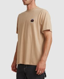 2 PROJECTS SHORT SLEEVE TEE Grey 117009 Element