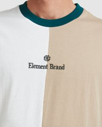 4 BLOX SHORT SLEEVE TEE Grey 117010 Element