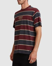 2 LEVEL 3 SHORT SLEEVE TEE Red 117102 Element