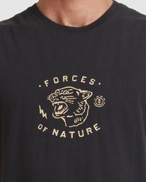 4 FORCE OF NATURE MUSCLE TEE Black 117271 Element