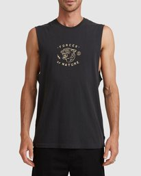 1 FORCE OF NATURE MUSCLE TEE Black 117271 Element