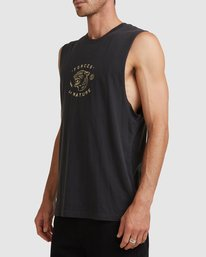 2 FORCE OF NATURE MUSCLE TEE Black 117271 Element