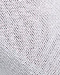 3 ELEMENT NUDIE SOCKS White 166698 Element
