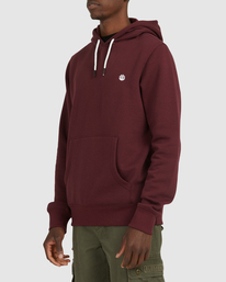 2 CORNELL CLASSIC HOODIE Red 176303 Element