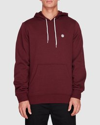 0 Cornell Classic Hoodie Red 176303 Element