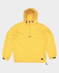 5 ORION ANORAK JACKET Yellow 183456 Element