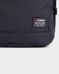 4 CAMDEN BACKPACK Black 183484 Element