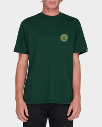 0 Seal Back Short SleeveTee Green 184014 Element