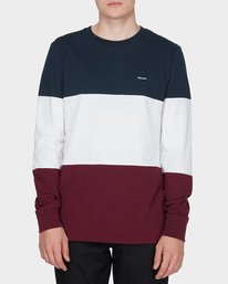 0 Fos Long Sleeve Tee  184053 Element