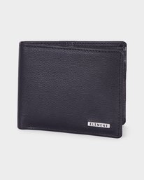 0 Field Wallet Black 184571 Element