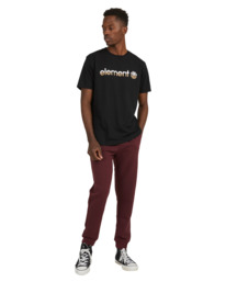 3 CORNELL TRACKPANT Red 186261 Element
