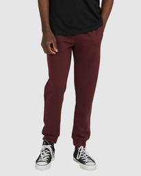 0 CORNELL TRACKPANT Red 186261 Element