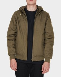 0 DULCEY JACKET Brown 186454 Element
