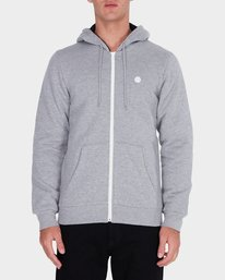 0 BOLTON JACKET Grey 186457 Element