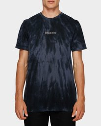 0 Darkslide Short Sleeve Tee Blue 193009 Element