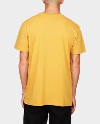 1 MERC SHORT SLEEVE TEE Yellow 193010 Element