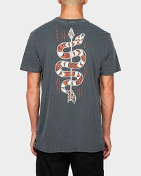 1 SLITHERED SS TEE  194002 Element