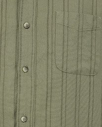 4 MARK SHORT SLEEVE SHIRT Green 194215 Element