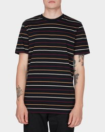 0 HAYES SS TEE Black 196008 Element