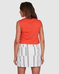 1 TATE TANK TOP Red 202271 Element