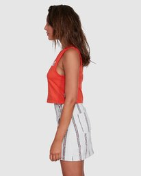 2 TATE TANK TOP Red 202271 Element