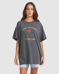 0 Future Tee Black 205007 Element