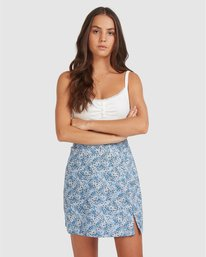 0 Coco Skirt Blue 205853 Element