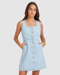 0 PIERA DRESS Blue 205866 Element