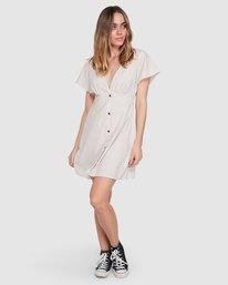 4 LOTTIE DRESS White 205867 Element