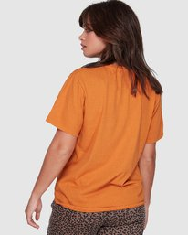 1 PLACES TO GO SHORT SLEEVE TEE Yellow 207002 Element
