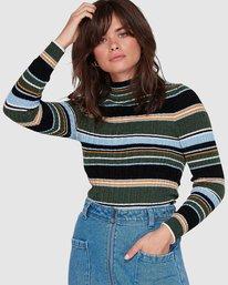 0 Oak Street Knit Green 207154 Element