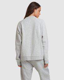 3 CORNETTE CREWNECK SWEATSHIRT Grey 217301 Element