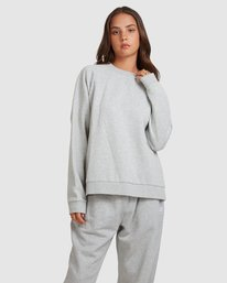 1 CORNETTE CREWNECK SWEATSHIRT Grey 217301 Element