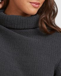 4 COZY NIGHTS KNITTED SWEATER White 283421 Element