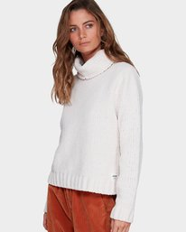 6 COZY NIGHTS KNITTED SWEATER Grey 283421 Element