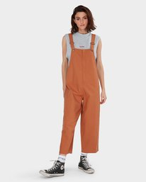 3 GRAVITY OVERALL Brown 284871 Element