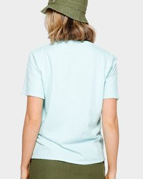 1 HOLLY TEE Blue 293003 Element