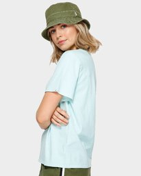 2 HOLLY TEE Blue 293003 Element