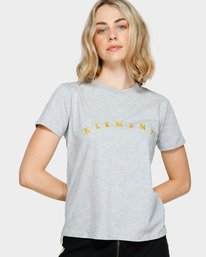 0 LUNA TEE Grey 293007 Element