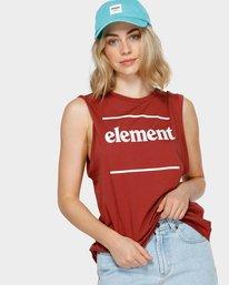 0 LOLA SINGLET Red 293272 Element
