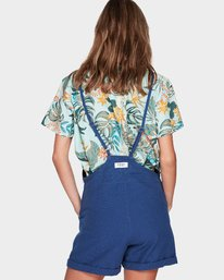 1 COME TOGETHER ONESIE PLAYSUIT Blue 294878 Element