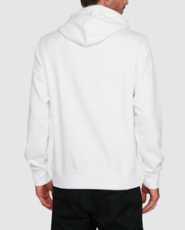 1 GHOSTBUSTERS INFERNO HOODIE White 502313 Element