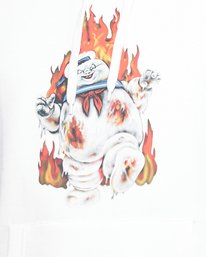 3 GHOSTBUSTERS INFERNO HOODIE White 502313 Element