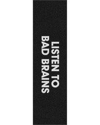 """2 Listen to Bad Brains 9"""" x 33"""" Grip Tape  ACGT3L2B Element"""