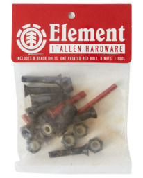 "0 1"" Allen Hardware Multicolor ACHWSA10 Element"