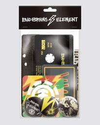0 Bad Brains Merch  ACST1BBS Element