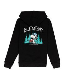 1 Youth Peanuts x Element Good Times Hoodie Blue ALBFT00127 Element