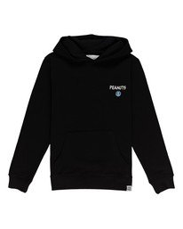0 Youth Peanuts x Element Good Times Hoodie Blue ALBFT00127 Element