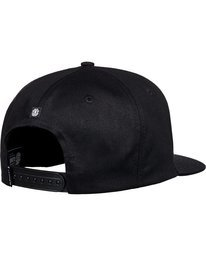 2 Boys' Knutsen Snapback Hat Blue ALBHA00102 Element