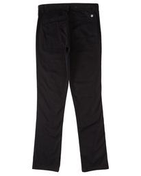 1 Boys' Howland Classic Chino Pants Blue ALBNP00104 Element